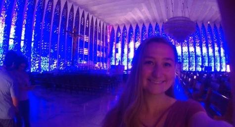 Interior Santuário Dom Bosco
