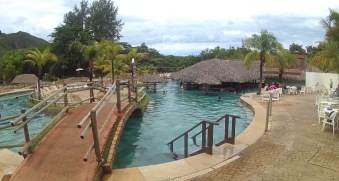 The resort!